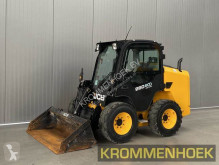 JCB 260 Eco High Flow mini pala cargadora usada