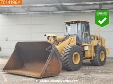 Caterpillar 966H pala cargadora de ruedas usada