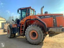 Doosan DL550 incarcator pe roti second-hand