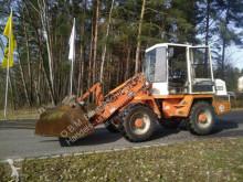 Chargeuse sur pneus Schaeff SKL 835, mit Klappschaufel und Gabel