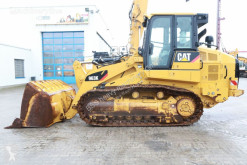 Pá carregadora escavadora com lagartas Caterpillar 963K with ***EPA***and only 1950 working hours
