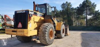 Caterpillar 966F pá carregadora sobre pneus usada
