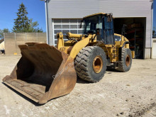 Caterpillar 966 H with Full steering chargeuse sur pneus occasion