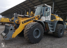 Liebherr L 580 used wheel loader