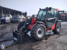 Chargeuse sur pneus Manitou MLT 634-120 LSU