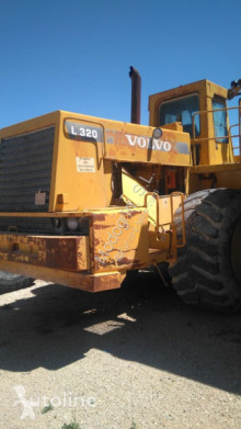 Volvo wheel loader L320