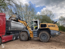 Liebherr wheel loader L 550 X Power Joysticklenkung