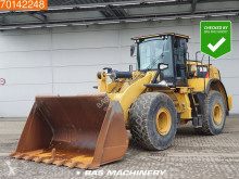 Caterpillar 966M LOW HOURS - GERMAN DEALER MACHINE lastik tekerli yükleyici ikinci el araç