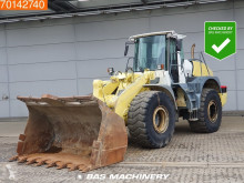 Pala cargadora Liebherr L554 pala cargadora de ruedas usada