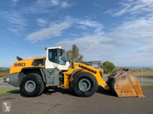 Liebherr wheel loader L580