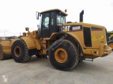 Caterpillar 966 H used wheel loader