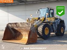 Pá carregadora Komatsu WA480-6 pá carregadora sobre pneus usada