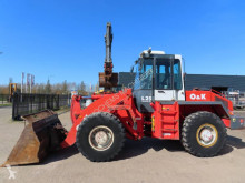 O&K L 25 B used wheel loader