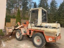 Lastik tekerli yükleyici Schaeff SKL 821, mit Schaufel und Gabel