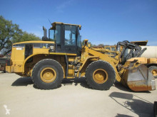 Caterpillar 938G II used wheel loader