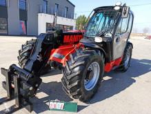 Pala cargadora Manitou MLT 741-140 V PLUS pala cargadora de ruedas usada