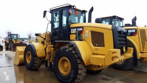 Pala cargadora Caterpillar 938M pala cargadora de ruedas usada