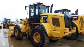 Caterpillar 938M used wheel loader