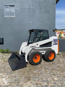 Bobcat 763 used mini loader