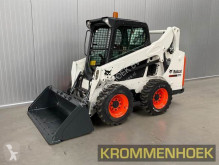 Bobcat S 590 High Flow mini-pá carregadora usada