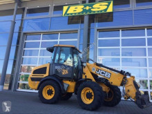 JCB TM220 used wheel loader