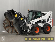 Trancheuse Bobcat + WS32 Wheelsaw