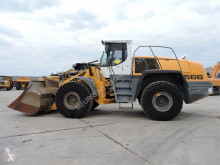 Pala cargadora pala cargadora de ruedas Liebherr L566