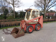 Koop thomas schranklader/minishovel used mini loader