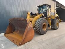 Pala cargadora Caterpillar 972M pala cargadora de ruedas usada