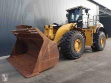 Caterpillar 980K used wheel loader