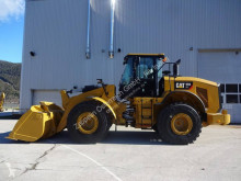 Caterpillar 950GC used wheel loader
