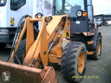 Case wheel loader 021E