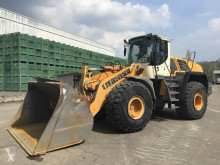 Liebherr L580IIIB used wheel loader
