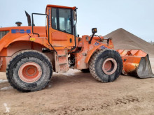 Fiat Hitachi W90 Wheeled excavator Case-Komatsu used wheel loader