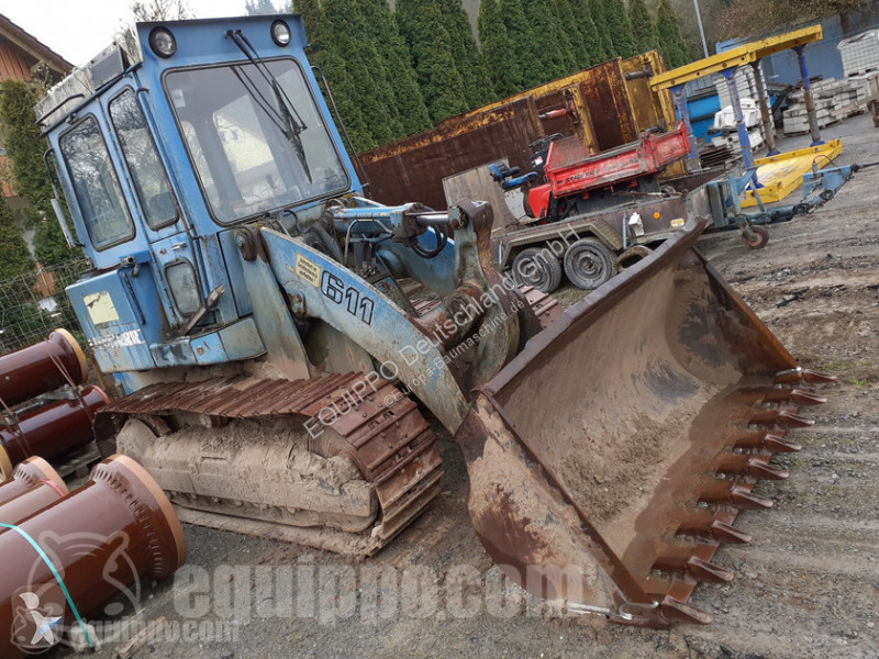 Vedeţi fotografiile Incarcator Liebherr LR611