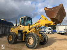 Komatsu WA320-3 active used wheel loader
