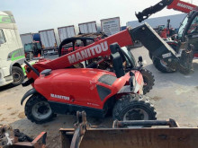 Manitou 625 used wheel loader