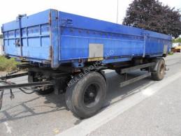 Remolque agrícola DIV. Bakkenwagen volquete monocasco usado