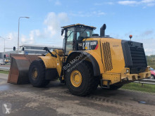 Caterpillar 980M used wheel loader