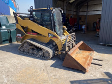 Caterpillar track loader 257B
