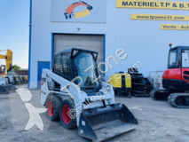 Bobcat S 100 used mini loader