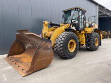 Caterpillar 966M XE pá carregadora sobre pneus usada