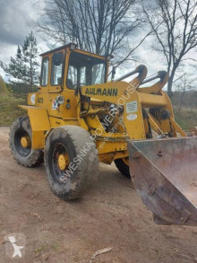 Ahlmann AZ-9 used wheel loader