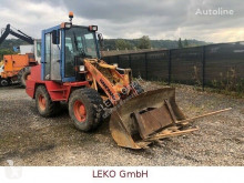 Hanomag 15 F used wheel loader