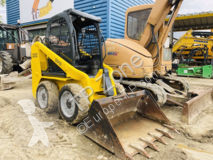 Wacker Neuson 501s mini-chargeuse occasion
