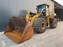 Колёсный погрузчик Caterpillar 972M