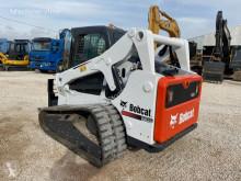 Pala cargadora mini pala cargadora Bobcat T650
