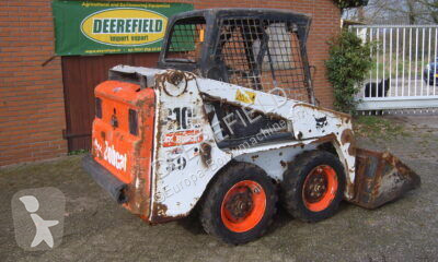 Bekijk foto's Shovel Bobcat S100