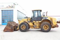 مُحمّلة Caterpillar 950H mit Zentralschmieranlage محملة بعجلات مستعمل