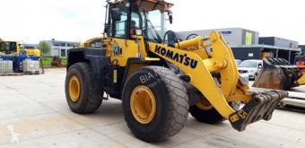 Komatsu WA320-5 chargeuse sur pneus occasion